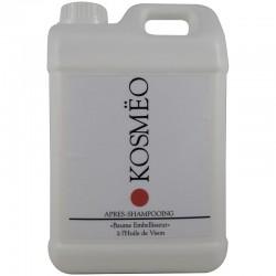 Après Shampooing Gel couleur Chocolat pour chien et chat - antistatique, gainant et démêlant il ravive la couleur - Kosmeo