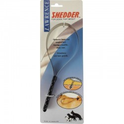 Shedder Lawrence pour éliminer les poils morts pour chien, chat poil court ou ras