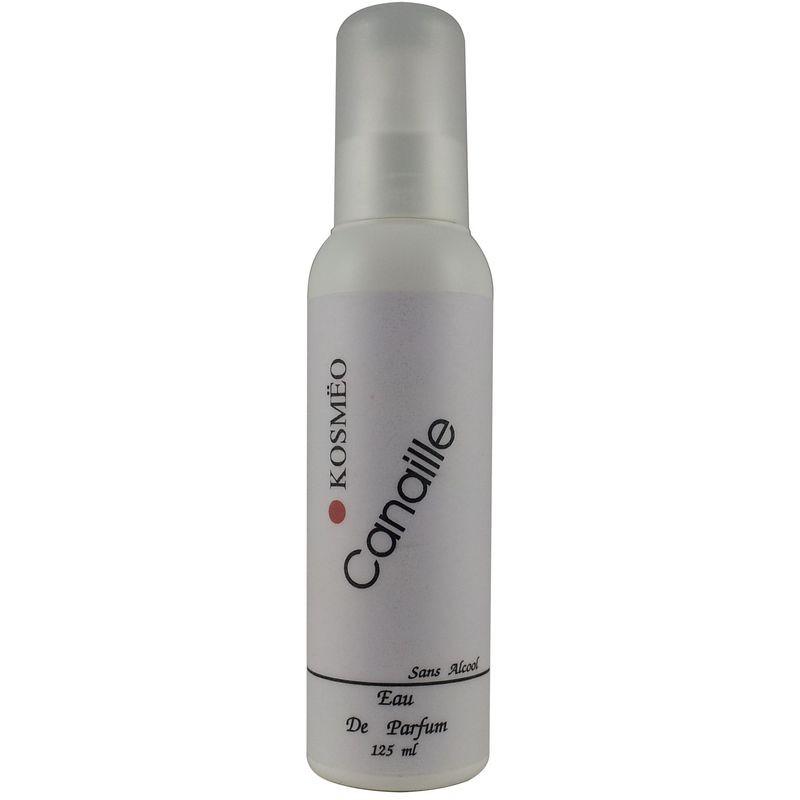 eau de parfum pour chien - chat - chiot - chaton - Canaille parfum sans Alcool - hypoallergénique - kosmeo