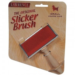 carde slicker brush Lawrence - carde dur pour chien